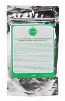 Ecocera - Activated charcoal mask based on silver and colloidal copper - 100 g