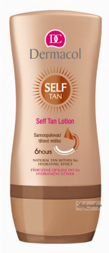 Dermacol - SELF TAN LOTION