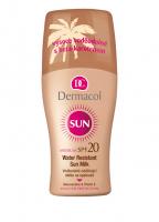 Dermacol - Water Resistant Sun Milk Spray - SPF 20 - Wodoodporne mleczko do ciała z filtrem SPF 20