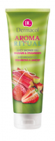 Dermacol - AROMA RITUAL - JUICY SHOWER GEL - RHUBARB & STRAWBERRY
