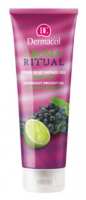 Dermacol - AROMA RITUAL - STRESS RELIEF SHOWER GEL - GRAPE & LIME