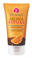 Dermacol - AROMA RITUAL - HARMONIZING BODY SCRUB - BELGIAN CHOCOLATE AND ORANGES