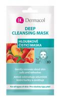Dermacol - DEEP CLEANSING FACE TISSUE MASK - Oczyszczająco-odświeżająca maska w płacie