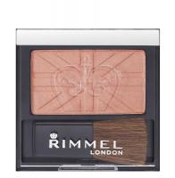 RIMMEL - LASTING FINISH SOFT COLOUR BLUSH - Róż do policzków - 120 - PINK ROSE - 120 - PINK ROSE