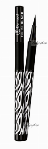 Dermacol - PRECISE BLACK - Eye Marker - Eyeliner w pisaku