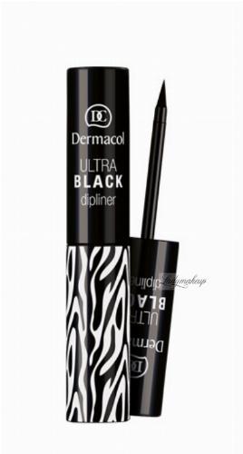 Dermacol - Ultra Black Dipliner - Liquid Eyeliner