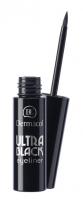 Dermacol - Ultra Black Eyeliner - Eyeliner w płynie