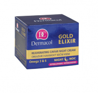 Dermacol - GOLD ELIXIR - REJUVENATING CAVIAR NIGHT CREAM