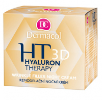 Dermacol - HYALURON THERAPY - WRINKLE FILLER NIGHT CREAM