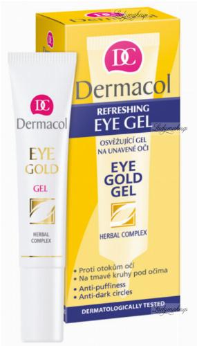 Dermacol - REFRESHING EYE GEL - Odświeżający żel pod oczy