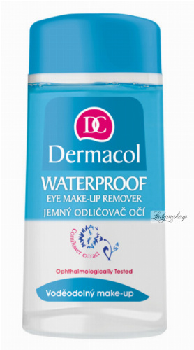Dermacol - WATERPROOF - EYE MAKE-UP REMOVER