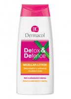 Dermacol - Detox & Defence - MICELLAR LOTION - Płyn micelarny do demakijażu