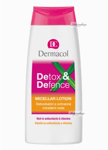 Dermacol - Detox & Defense - MICELLAR LOTION
