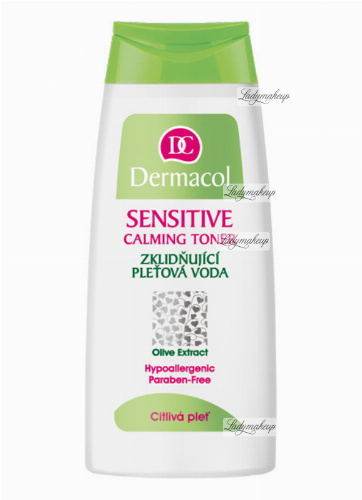 Dermacol - SENSITIVE CALMING TONER - Toner for sensitive skin