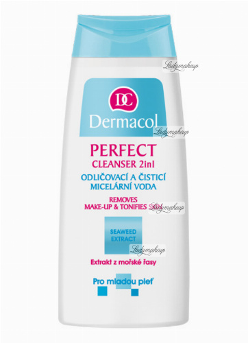 Dermacol - PERFECT CLEANSER 2in1