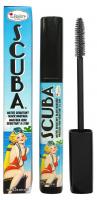 The Balm - SCUBA - Water Resistant Black Mascara - Wodoodporny tusz do rzęs