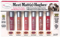 The Balm - Meet Matt(e) Hughes - 6 Mini Long-Lasting Liquid Lipsticks - EXCLUSIVE NEW SHADES