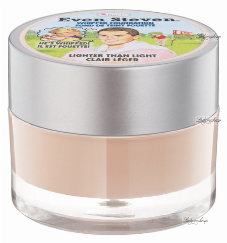 The Balm - Even Steven - WHIPPED FOUNDATION