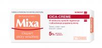 Mixa - CICA-CREME - Krem regenerujący do twarzy, rąk i ciała dla dzieci i dorosłych