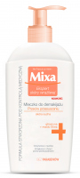 Mixa - Mleczko do demakijażu przeciw przesuszaniu do skóry suchej