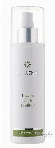 Clarena - Tricelles Toner Emulsion - ECO ATOPIC LINE - Tonizująca emulsja z 3 rodzajami komórek macierzystych - 2204