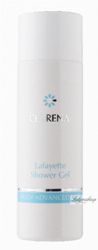 Clarena - Lafayette Shower Gel - BODY ADVANCED LINE - Łagodzący żel pod prysznic dla skór atopowych - 2102