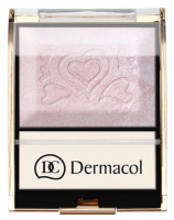 Dermacol - Illuminating Palette - 2 highlighters
