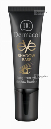 Dermacol - EYE SHADOW BASE - Long-term eye shadow fixation - Baza pod cienie do powiek