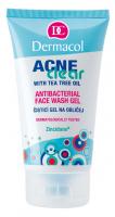 Dermacol - Acne Clear - ANTIBACTERIAL FACE WASH GEL - Antybakteryjny żel do mycia twarzy do cery trądzikowej