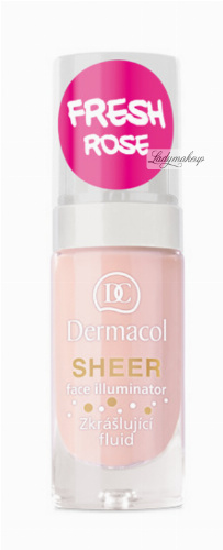 Dermacol - SHEER FACE ILLUMINATOR - Liquid highlighter