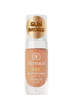 Dermacol - SHEER FACE ILLUMINATOR - Liquid highlighter - SUN BRONZE - SUN BRONZE