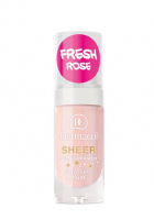 Dermacol - SHEER FACE ILLUMINATOR - Liquid highlighter - FRESH ROSE - FRESH ROSE