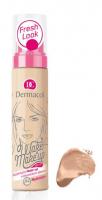 Dermacol - WAKE&MAKE UP - Rozświetlająco-nawilżający podkład do twarzy - 4 - 4