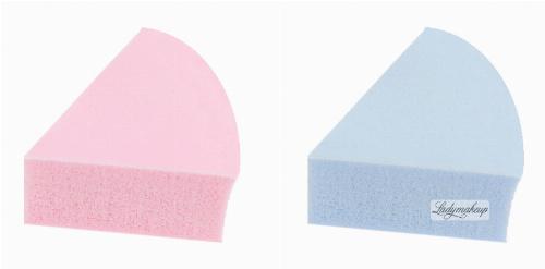 Inter-Vion - Make-up sponge - 2 pcs - 499911
