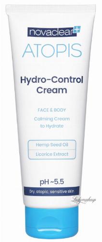 Novaclear - ATOPIS - Hydro-Control Cream - FACE&BODY - Krem natłuszczająco-nawilżający do twarzy i ciała