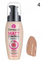 Dermacol - MATT CONTROL - Długotrwały podkład matujący - 4 - 4