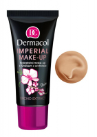 Dermacol - IMPERIAL MAKE-UP - Moisturizing Foundation - 2 - 2 - FAIR