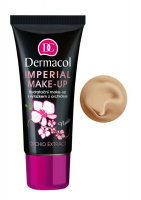 Dermacol - IMPERIAL MAKE-UP - Moisturizing Foundation - 3 - 3 - NUDE