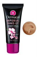 Dermacol - IMPERIAL MAKE-UP - Moisturizing Foundation - 4 - 4 - TAN