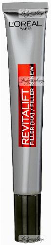 L'Oréal - REVITALIFT FILLER [HA] - Krem Anti-Age pod oczy ze skoncentrowanym kwasem hialuronowym