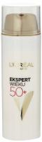 L'Oréal - EKSPERT WIEKU  - Kompleksowy krem modelujący 50+ - Redukcja zmarszczek