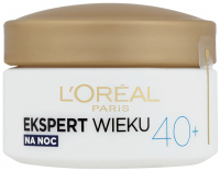 L'Oréal - AGE EXPERT - Triple power - Anti-wrinkle Night Cream 40+