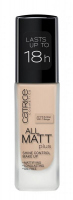 Catrice - POCKET - All Matt Plus Shine Control Make Up - Glow neutralizing primer - 027 - AMBER BEIGE - 027 - AMBER BEIGE