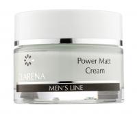 Clarena - Power Matt Cream - MEN'S LINE - Krem matujący dla mężczyzn - 3013