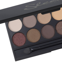 Sleek - Au Naturel - Paleta cieni - 601