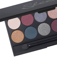 Sleek - i-Divine Mineral Based Eyeshadow Palette - Paleta cieni - ENCHANTED FOREST - 098