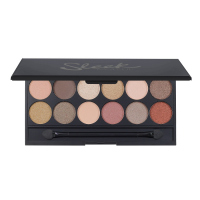 Sleek - i-Divine Mineral Based Eyeshadow Palette - Paleta 12 cieni - ALL NIGHT LONG - 429