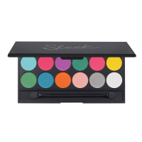 Sleek - Ultra Mattes V1 Palette Brights - Eyeshadow palette - 730
