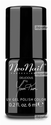 NeoNail - UV GEL POLISH COLOR - DELICIOUS BY JOANNA KRUPA - Lakier hybrydowy - 6 ml