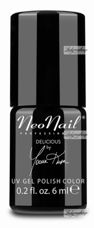 Neonail Uv Gel Polish Color Delicious By Joanna Krupa 6 Ml
